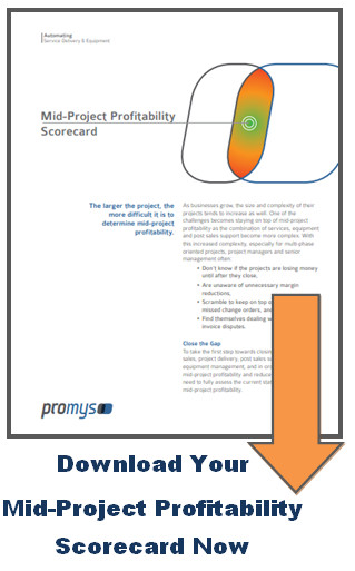 Mid-Project Profitability Scorecard Free Download