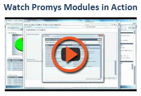 watch promys modules in action
